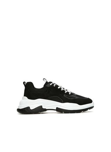 Divarese 5024353 Erkek Sneaker Siyah